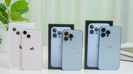 Apple 'chốt' ngày 22/10 mở bán iPhone 13 tại Việt Nam
