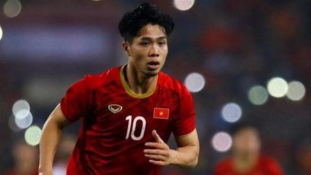 Tuyển Việt Nam đấu Trung Quốc, Oman: Công Phượng có tên, Trọng Hoàng bị loại