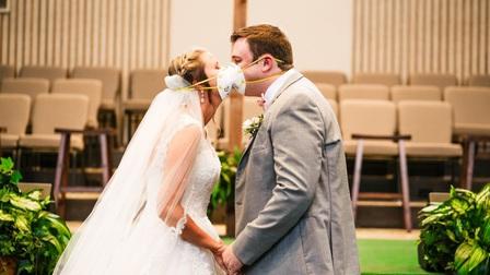 Người Mỹ đổ xô kết hôn vào ngày 11/9