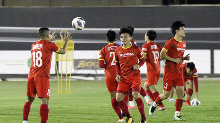 HLV Park Hang-seo chốt danh sách tuyển Việt Nam đối đầu Australia