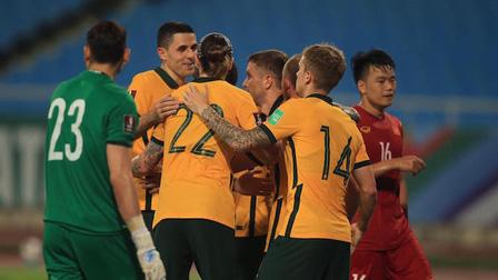 Việt Nam 0-1 Australia: Một trận thua… chấp nhận được của chủ nhà!