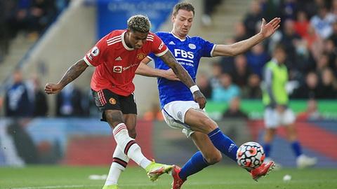 Maguire trở lại và 2 lần mắc lỗi khiến MU bại trận trước Leicester