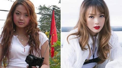 Minh Hằng: Từ 'bé heo' tới mỹ nhân được báo Trung ca tụng là 'nữ thần'