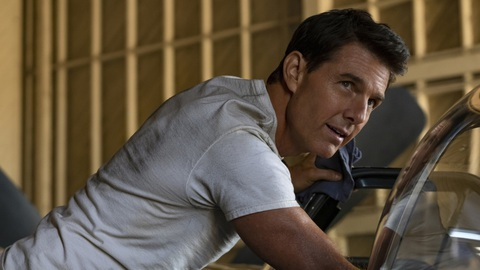 Tháng 11 này Tom Cruise sẽ trở lại với 'Top Gun' sau 35 năm