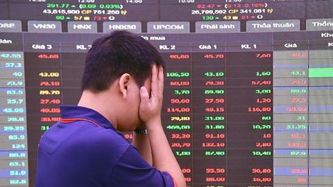 VN-Index mất 26 điểm, nhóm cổ phiếu Louis lại nằm sàn