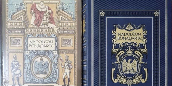 Những điều bất thường ở sách Napoléon Bonaparte S500 do Công ty CP Văn hóa Đông A phát hành