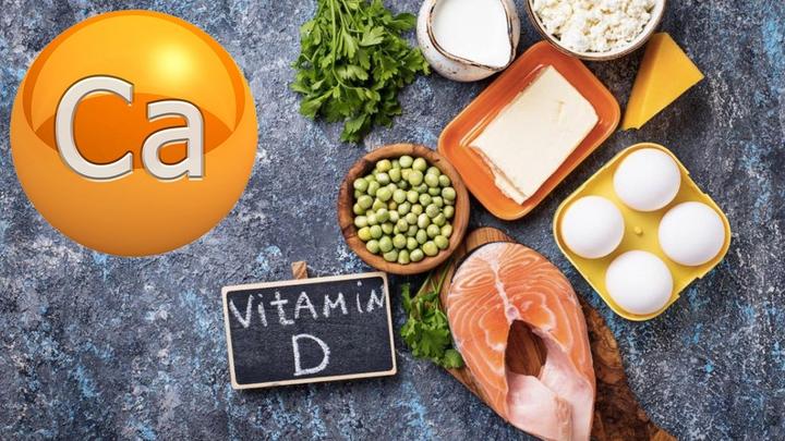 Hãy bổ sung canxi và vitamin D đúng cách