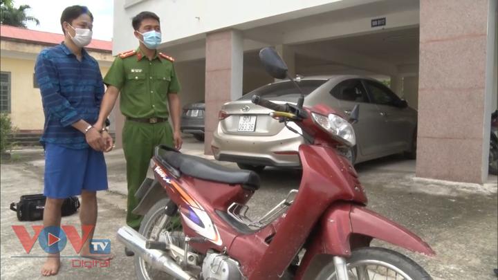 20 giờ truy bắt tên cướp 'táo tợn' trên cao tốc Cầu Giẽ - Ninh Bình