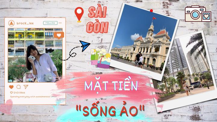 Những mặt tiền 'sống ảo' không thể bỏ qua khi ghé thăm Sài Gòn