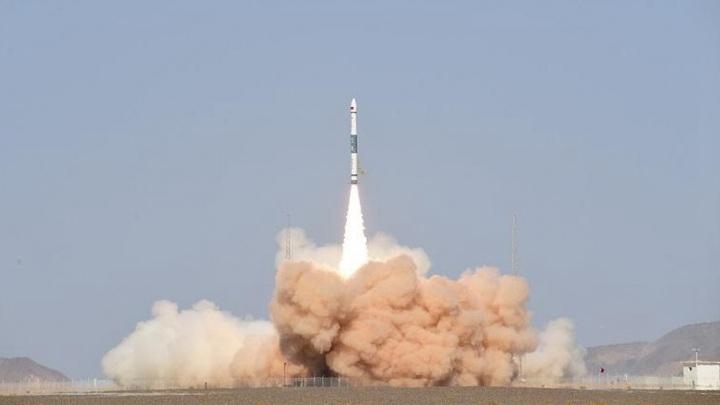 Trung Quốc: Phóng thành công vệ tinh viễn thám quang học vào vũ trụ
