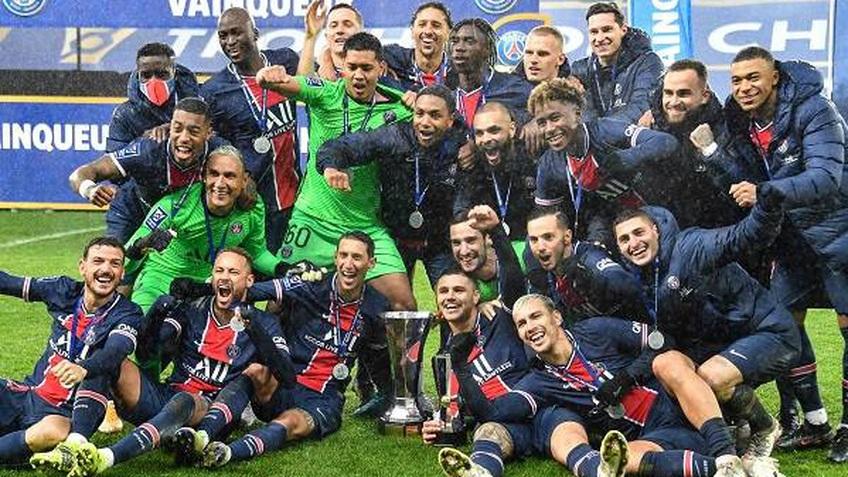 Neymar tỏa sáng, PSG vô địch Siêu cúp Pháp