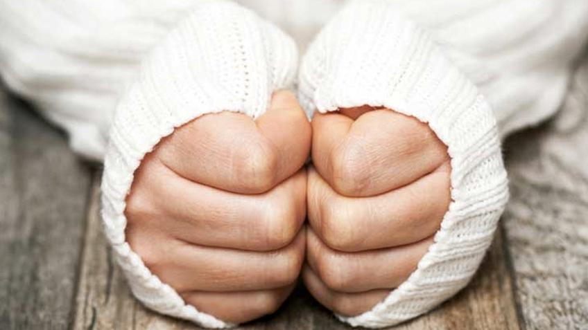 Giữ ấm tay trời lạnh?