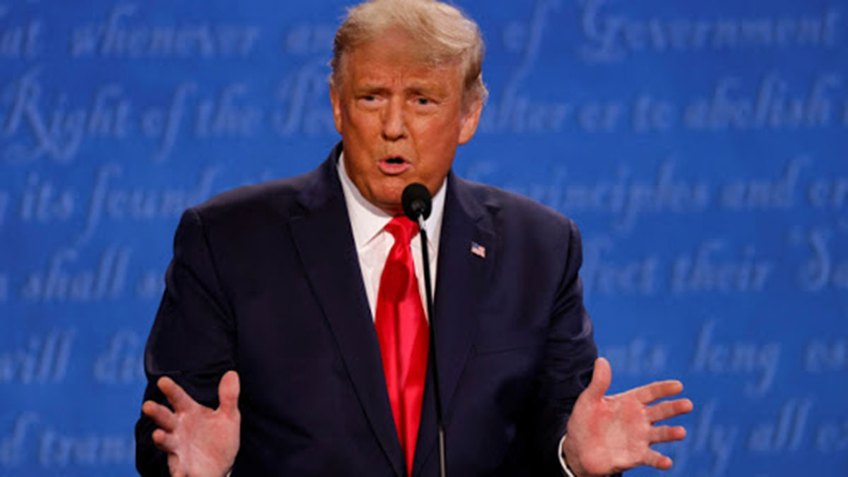 Báo Mỹ: Tổng thống Trump định lập đảng mới