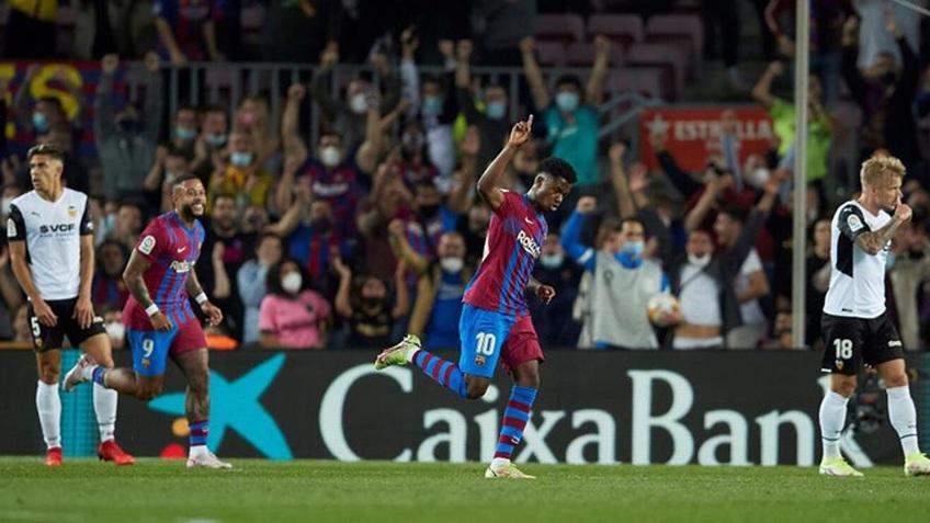 Fati & Coutinho lập công, Barca ngắt mạch thua