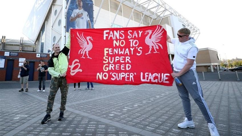 Super League bị tẩy chay trên toàn châu Âu