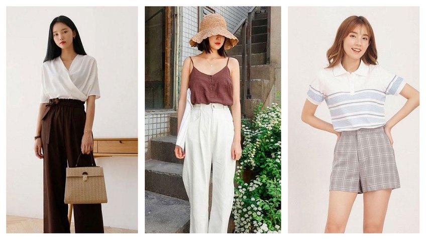 Đây là kiểu quần mốt nhất hè này, hội quý cô sành điệu hay diện để trông cao và gầy
