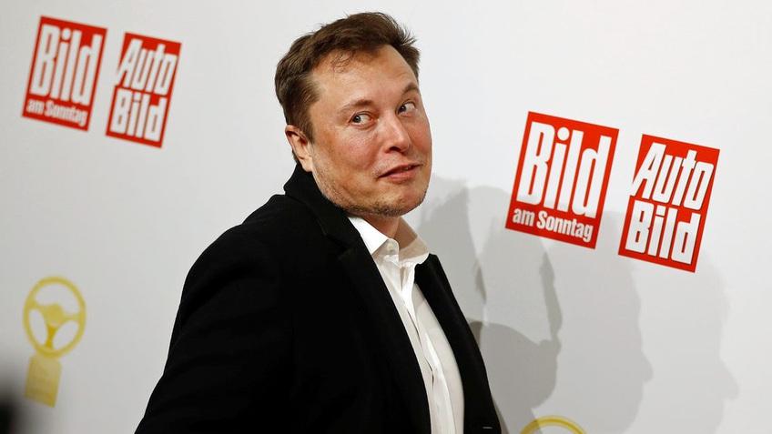 Elon Musk mất vị trí người giàu thứ hai thế giới