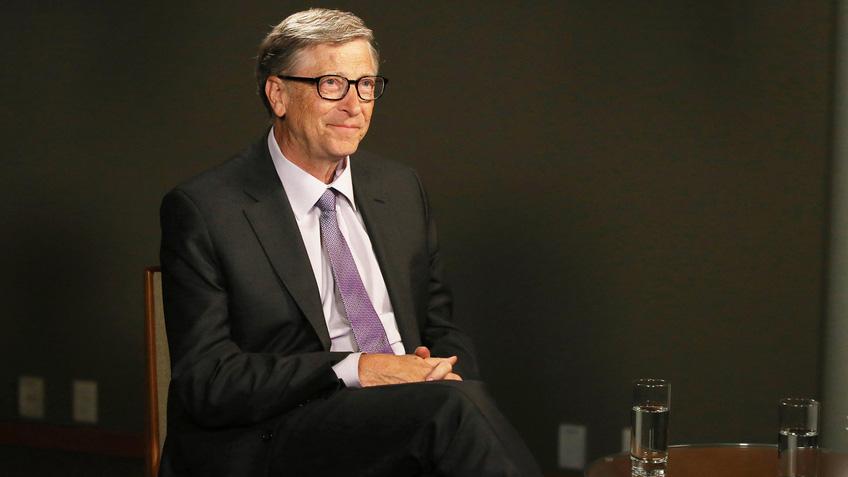 Trong hai tuần, hình ảnh đẹp đẽ của Bill Gates tan vỡ