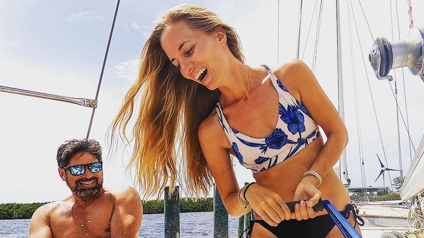Gia đình du lịch hơn 45 nước bằng thuyền buồm
