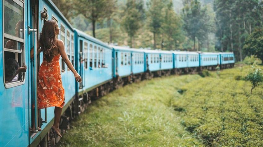 Chỉ với 60 nghìn, du khách có thể trải nghiệm chuyến tàu đẹp nhất thế giới