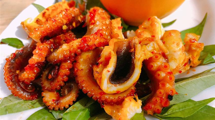 Những món hấp dẫn từ bạch tuộc sẽ khiến bạn 'phải lòng' ngay từ lần đầu chạm môi